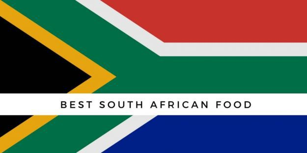 Best South African Food