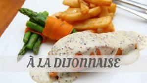 A La Dijonnaise