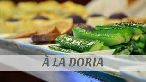 A La Doria