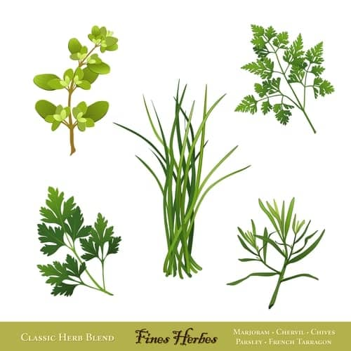 How Do You Pronounce Aux Fines Herbes?