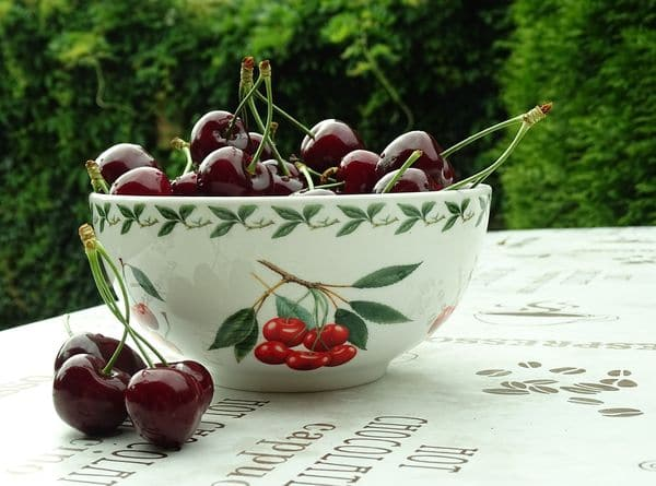 Cerises, How To Say Cherries In French
