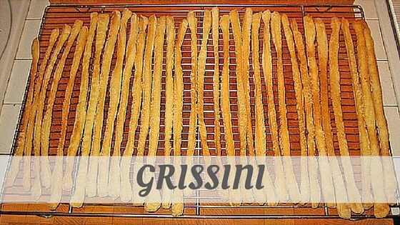 How To Say Grissini?