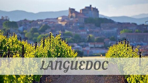 How To Say Languedoc