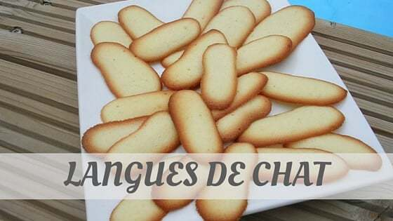 How Do You Pronounce Langues De Chat?