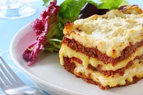 Lasagna, Lasagne