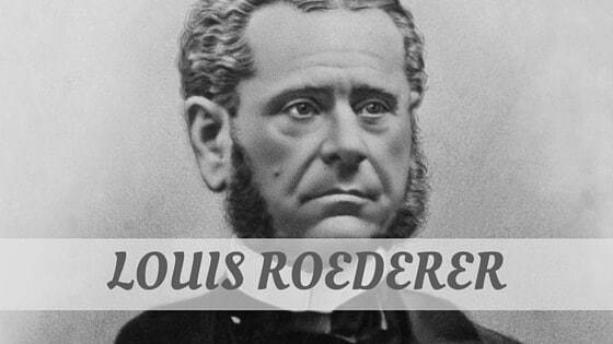 How To Say Louis Roederer