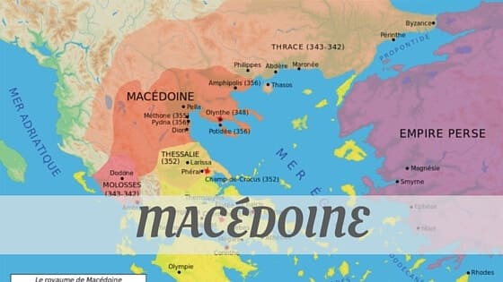 How Do You Pronounce Macédoine?