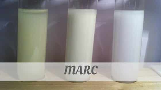 How To Say Marc