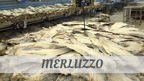 How Do You Pronounce Merluzzo?