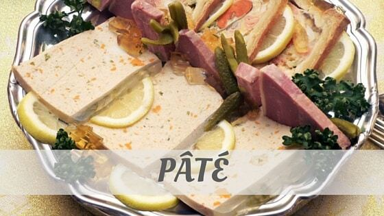 How Do You Pronounce Pâté?
