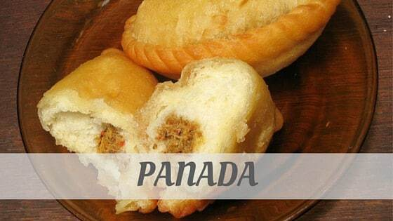 How To Say Panada