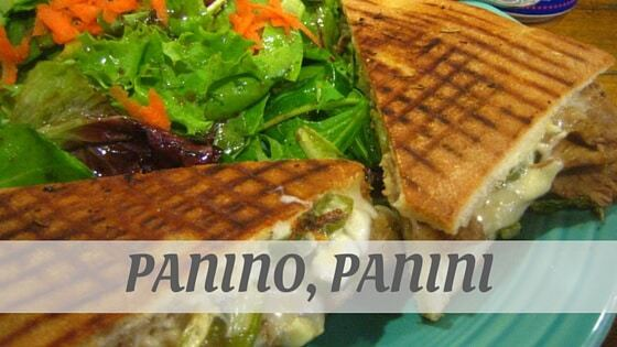 How Do You Pronounce Panino, Panini?