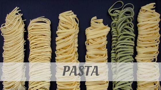 How Do You Pronounce Pasta?