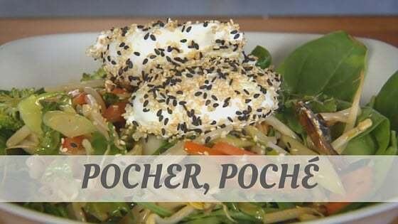 How To Say Pocher, Poché?