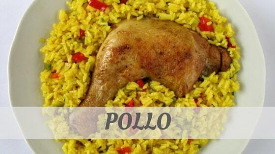 How To Say Pollo?