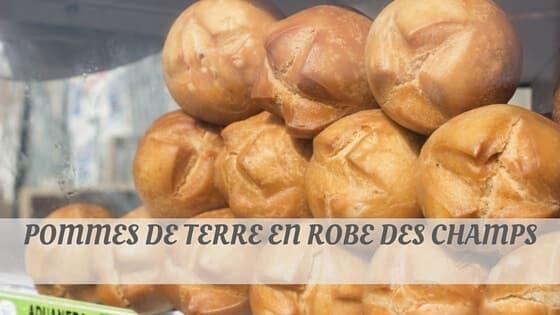 How To Say De Terre En Robe Des Champs
