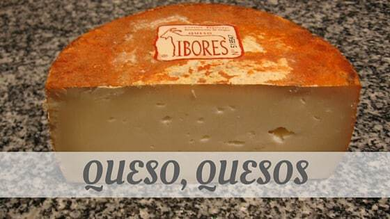 How To Say Queso