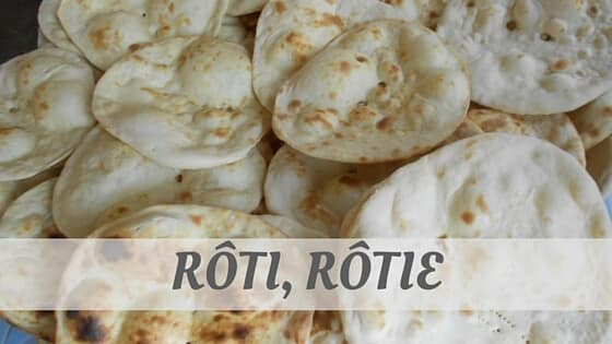 How To Say Rôti