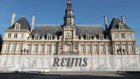 How To Say Reims?