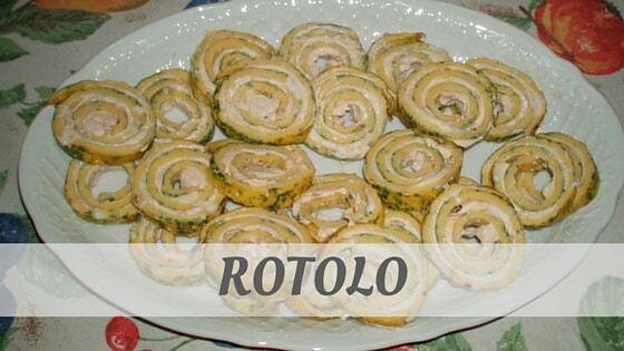 How To Say Rotolo