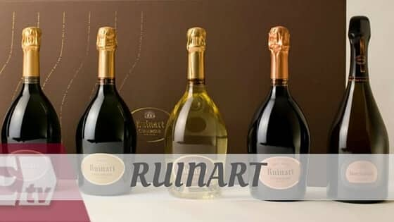 How To Say Ruinart Champagne On Ice