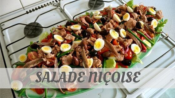 How To Say Salade Niçoise?
