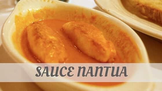 How To Say Sauce Nantua