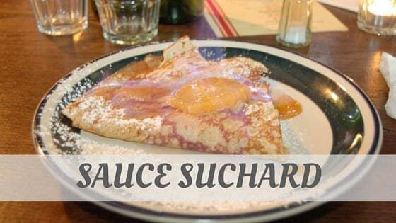 How Do You Pronounce Sauce Suchard?