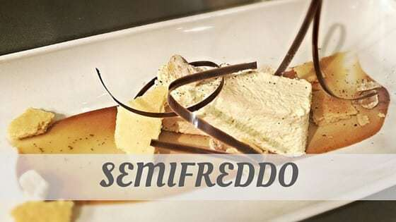 How Do You Pronounce Semifreddo?