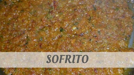 How Do You Pronounce Sofrito?