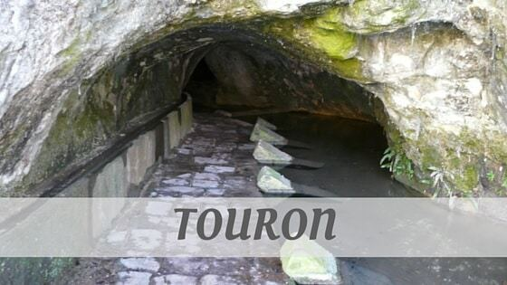 How Do You Pronounce Touron?