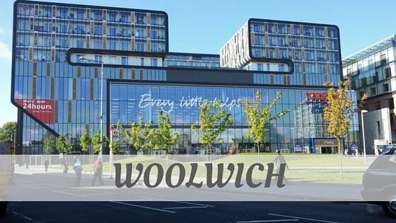How Do You Pronounce Woolwich?