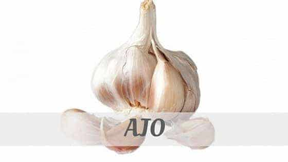 How Do You Pronounce How To Say Ajo?