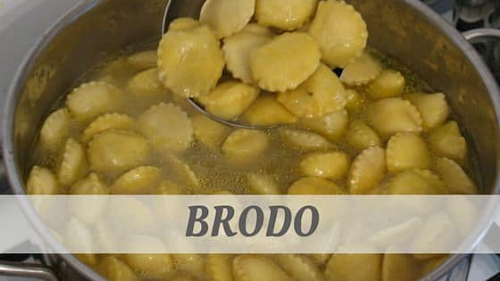 How Do You Pronounce Brodo?