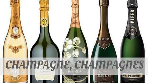How To Say Champagne, Champagnes?
