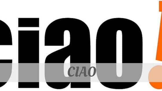 How To Say Ciao