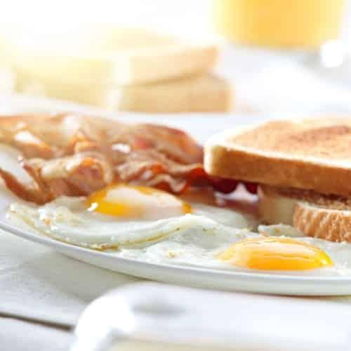 colazione all'inglese