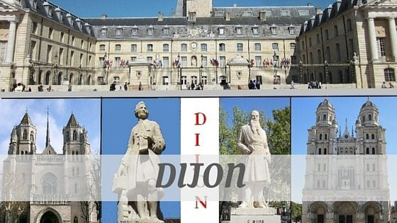 How Do You Pronounce Dijon?