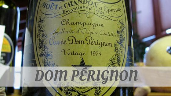 How To Say Dom Perignon