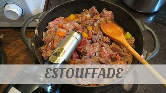 How To Say Estouffade?
