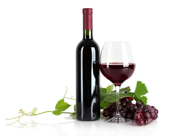 vino rosso red wine