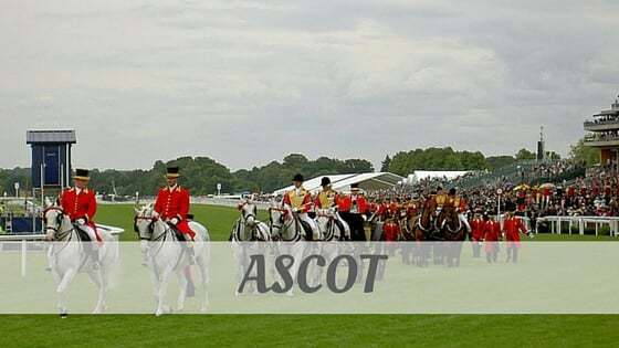 How Do You Pronounce Ascot?