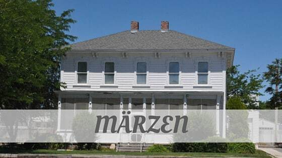 How To Say Märzen