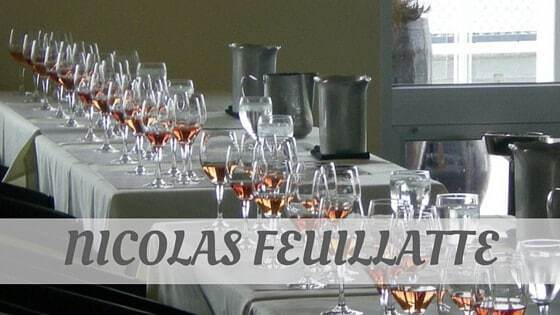 How To Say Nicolas Feuillatte
