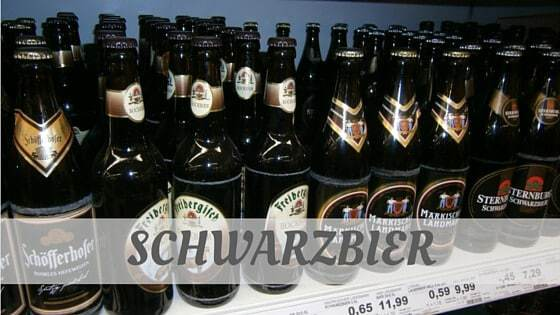 How To Say Schwarzbier