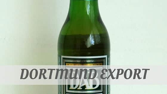 How Do You Pronounce How To Say Dortmund Export?