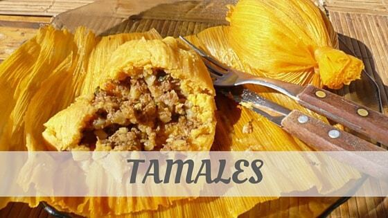 How Do You Pronounce How To Say Tamales?