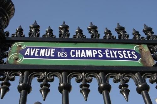 Champs Éysées
