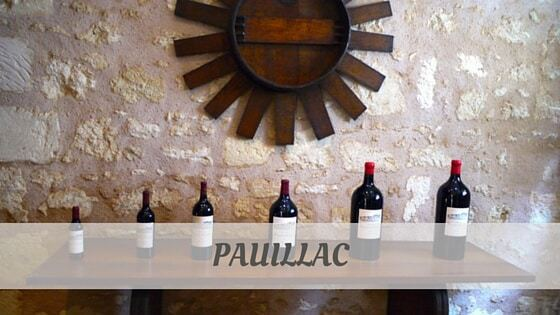 How To Say Pauillac