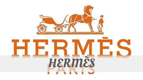 How To Say Hermès